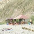 Анапа пляж на Высоком берегу